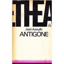 ANTIGONE / Jean ANOUILH chez la table ronde 1975