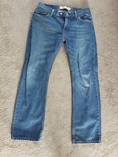 Levi's 505 - Mens Blue Denim Jeans - Size W 30 L30
