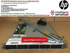 HP MSA50 Modular Smart Array With Rack Kit * 364430-B21 *