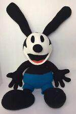 "New listing 18"" Disney Parks Oswald Lucky Rabbit Yarn Mickey Mouse Stuffed Animal Plush Toy"