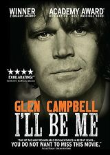 Glen Campbell...Ill Be Me  ~ BRAND NEW DVD ~ IN STOCK, SHIPS TODAY