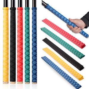 18-40mm Fishing Rod Heat Shrink Handle Grip Tube Sleeve Protector Supplies