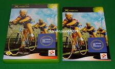 Le Tour de France per Microsoft Xbox con istruzioni e scatola originale