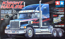Tamiya 1:14 Tractor Trucks Knight Hauler EP RC Car On Road #56314