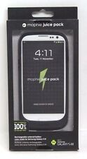 GENUINE Mophie Juice Pack Battery Case for Samsung Galaxy S III Black