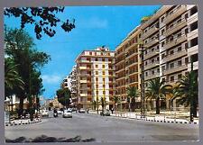 PALERMO CARTOLINA VIA MARCHESE DI VILLABIANCA FG VG 1964 - TECNOGRAF