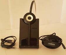 Jabra PRO 920 Monaural DECT 1.8GHz Wireless Noise-Canceling Telephone Headset