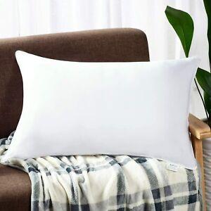 HooSeen Hotel Collection Deep Sleep Bed Pillow 100% Breathable Egyptian Cotton