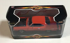 1969 Dodge Coronet Super Bee Motor Max American Graffiti 1:24 69' Mopar Muscle