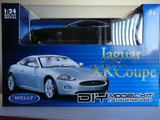 Welly 1:24 Jaguar XK Coupe Diecast DIY Model Kit.
