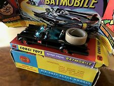 Vintage Corgi Toys / MIB / Batman's Batmobile / Original TV Version / No. 267