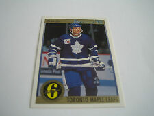 1991/92 O-PEE-CHEE PREMIER HOCKEY MIKE KRUSHELNYNSKI CARD #189**MAPLE LEAFS**