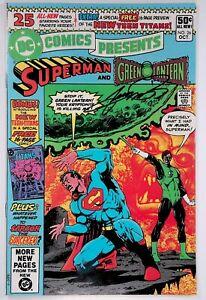 DC Comics Presents #26 SIGNED GEORGE PEREZ- 1st App. of the New Teen Titans!