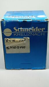 schneider kreuznach Cinelux-Ultra F2 130mm MC Camera Photography Lens open box
