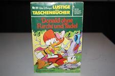 LUSTIGE TASCHENBÜCHER LTB -- 60 Donald ohne Furcht und Tadel -- 4,80 EHAPA Verla