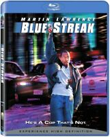 Blue Streak [New Blu-ray] Ac-3/Dolby Digital, Dolby, Dubbed, Subtitled