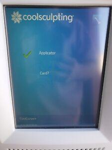 ZELTIQ  COOLSCULPTING MACHINE NO APLICATORS NO CARDS INCLUDED BASE MODEL 16111C
