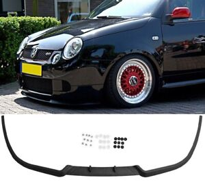 Für VW Lupo Cup Front Spoiler Lippe Frontlippe Frontansatz + Anbaumaterial