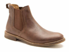 Red Tape Leather Boots - Men's Footwear