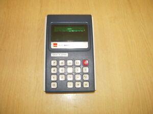 SHARP ELSI 8002 VINTAGE CALCULATOR