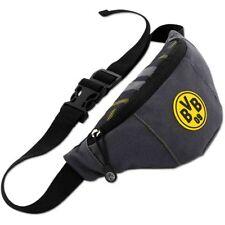 BVB Bauchtasche kariert Borussia Dortmund Tasche Gürteltasche BVB Logo