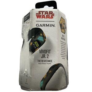 Garmin Vivofit Jr. 2 The Resistance Star Wars - Open Box As Is Fitness Tracker