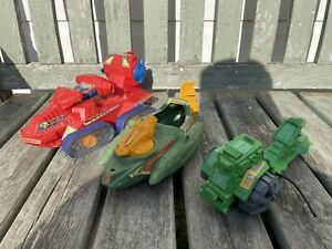 MOTU He Man And The Masters Of The Universe Vintage Vehicle bundle