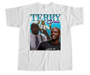 Terry Crews T Shirt  Nine Funny Gift Novelty
