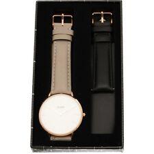 Ausstellungsstück - Cluse Damen Armbanduhr La Bohème Geschenck Set CLA001