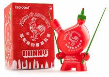 Kidrobot Sketracha 3-inch Dunny Vinyl Figure Sket One Sriracha Full Version