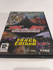 MX Vs ATV Unleashed Pc Dvd Rom Mk Interactive THQ