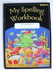 My Spelling Workbook - Book G - for ages 11-12 years