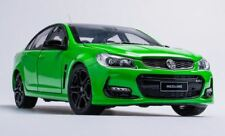 1:18 2017 Holden VF Commodore SS-V Redline II (Spitfire Green) by Biante