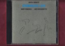 KEITH JARRETT - STANDARS LIVE CD APERTO NON SIGILLATO