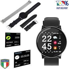Orologio Intelligente Bluetooth 4.0 Fitness Pressione Sanguigna Activity Tracker