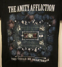 THE AMITY AFFLICTION  T Shirt Licensed Merchandise  MEDIUM