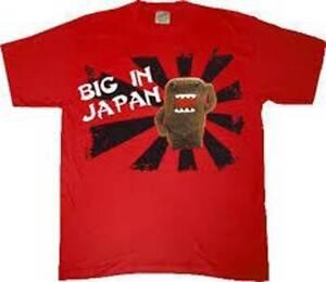 Domo Domo-Kun Big in Japan T-shirt