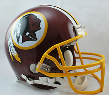 WASHINGTON REDSKINS NFL Riddell ProLine Full Size AUTHENTIC Football Helmet