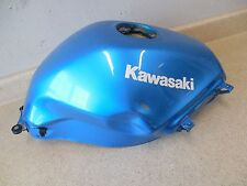 08 09 10 11 12 Kawasaki Ninja 250R DAMAGED GAS FUEL TANK -DENTS / WORKS