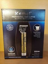 Kemei Professional Cordless Hair Clipper