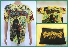 Simple Mathematics Embroidered T Shirt Hustle City Urban Punk Rock Mens size 2X
