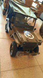 Rochobby MB Scaler 1/6 jeep US RC 2,4 ghz