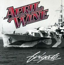 Frigate- April Wine CD- IMPORT-Great Gift- Brand New-Fast ship- CD/CC-20/8