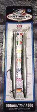 EDDYSTONE EEL 2010 190MM PK2 LURES 30g SANDEEL FISHING LURES