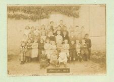 ARTOUGAC ? ARTOUGEC ? PHOTO DE CLASSE GF 1902