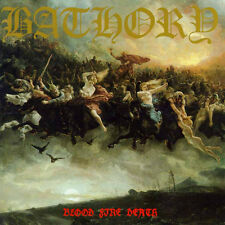 BATHORY - Blood Fire Death CD NEU! OVP!