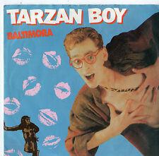 "Baltimora - Tarzan Boy 7"" Single 1985"