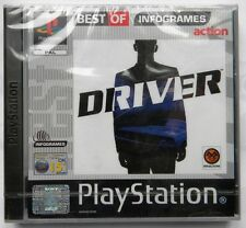 DRIVER PS1 PLAYSTATION ONE  PAL ITA SEALED