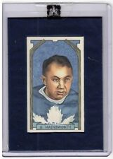 GEORGE HAINSWORTH 08/09 Superlative Franchises Vintage Base Card Blue /40 #43