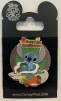 2010 Happy Thanksgiving Stitch Disney Pin Limited Edition Of 3000